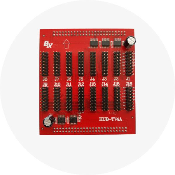 Контроллер для светодиодов HUB-T74A